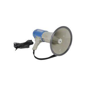 Megafoon TM-6 8W Exclusief 2x LR6 Batterijen