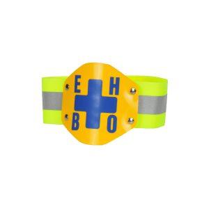 Reflecterende Armband Met Schild Opdruk Ehbo