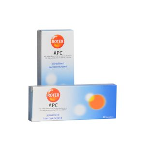 APC Tabletten A 20 Stuks