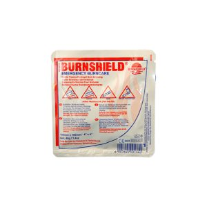 Burnshield Brandwondengelcompres 10x10cm